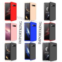 Samsung S10 360 protection slim matte case - all color