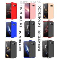 Samsung S10e 360 protection slim matte case - all color