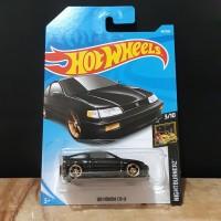 Hot Wheels '88 Honda CR-X - Nightburnerz Case H 2019