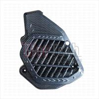 Cover Radiator Honda PCX Lokal Nemo Carbon