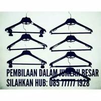 gantungan baju/hanger murah