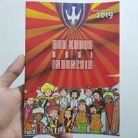 Roh Kudus Bagi Indonesia Edisi 2019