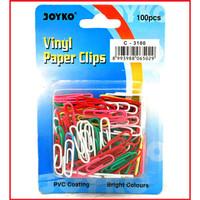 paper clip jepitan kertas praktis office lamaran kerja cv