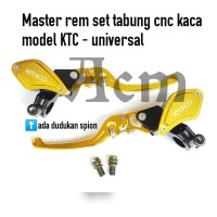 Master rem set tabung cnc model KTC universal motor