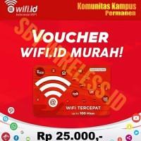 TERBARU Voucher Permanen Wifi Id Komunitas Kampus