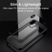 Case iPhone Autofocus Arcylic Clear / Casing iPhone Fuze Auto Focus