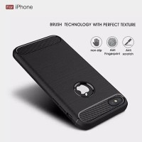 Rugged Armor Case Carbon Softcase iPhone 7 8 7  8PLUS X XS XR XS MAX
