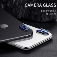 Tempered Glass Camera iPhone 7 8 7  8  PLUS X XS / Anti Gores Kamera