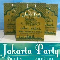 Papper Bag Lebaran / Paper Bag Idul Fitri / Tas Souvenir Lebaran