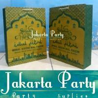 Papper Bag Idul Fitri / Paper Bag Lebaran / Tas Souvenir Lebaran