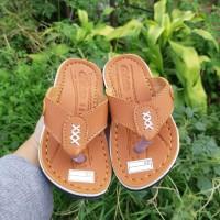 Sandal Anak Laki Laki Kulit Terbaru