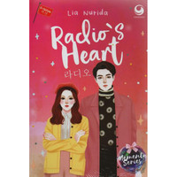Radio's Heart by Lia Nurida