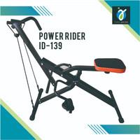 New Power Rider Home Squat All In 1 Alat Olahraga Rumah terbaik
