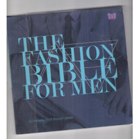 The Fashion Bible for Men (Bahasa)