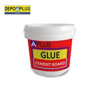 lem perekat papan plafon gypsum / gipsum glue cement board Aplus