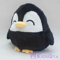 boneka penguin pinguin lucu bulat ukuran L