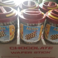 Asten Wafer Roll (Cokelat)