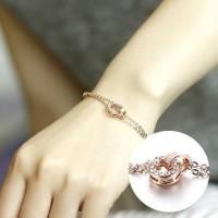 gelang ladies circle bracelet
