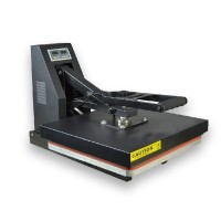 Hot sell flat heat press machine for t-shirt, phone case and so on (3