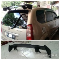 Jual Spoiler Avanza Xenia Mugen Style Jakarta Utara Body Repair Garage Tokopedia