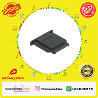 JJC Hot Shoe Cover Sony NEX A7 A7R A6000 A6300 A6400 A6500 Bahan ABS