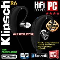 Harga klipsch r6 hi fi in ear bluetooth headphones | antitipu.com