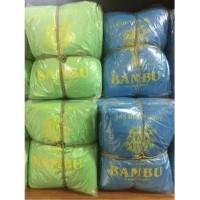 Best jas hujan plastik bambu