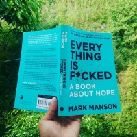 EVERYTHING IS FUCK MARK MANSON