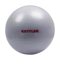 Gym Ball 55cm Silver Exercise Fitness Balance - Kettler 134-100