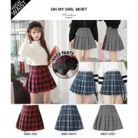 KARAKOREA - (8801/8803/8805)Oh My Girl Skirt/Rok Mini