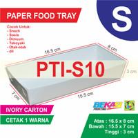 PTI-S10 Paper Tray / Piring Kertas Uk 8 x 16.5 x 3 cm Cetak 1 Warna