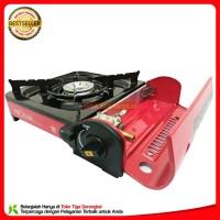 Progas Kompor Gas Portable 2 IN 1 (Gas kaleng & tabung Gas) Mini