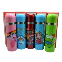 DRINKING Termos Karakter 500 ML Keropi - Hello kitty - Doraemon -