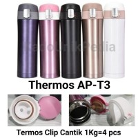 Termos Clip APT3 - Termos Travel Stainless Steel Vacuum Cup 500 ml