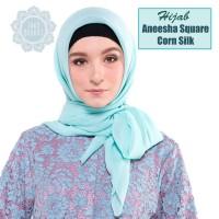 Hijab Aneesha Square CornSilk