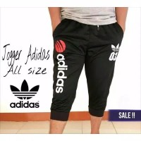 Harga celana jogger pants cowok olahraga nike adidas gym fitness | antitipu.com