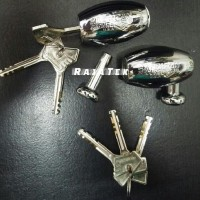 SALE Gembok Piringan Motor American Secure Disc Brake Lock