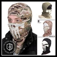 Best Seller Balaclava Skull Emerson Ori Masker Tactical Airsoft