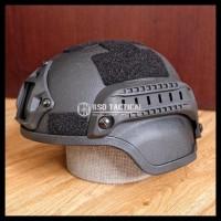 Promo Edan Tactical Helmet Mich 2000 3 Colour Import Airsofter
