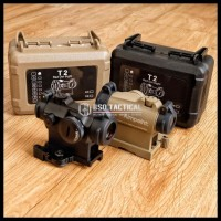 Ready Tactical Scope Red Dot Sight Emerson Aim Style T2 Aluminum