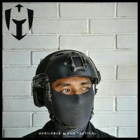 Ready Balaclava Tactical Molay Coolfox Neck Gaiter Full Face Airsoft