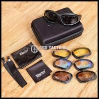 Super Murah Kacamata Tactical Daisy C5 Outdoor Airsoft Goggle