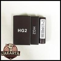 Kekinian Lg Hg2 Baterai / Baterry / Batere Vape Vapor 18650 3000Mah