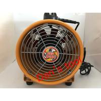 Portable Ventilator 8 inch / Blower Industri / Exhaust Blower