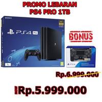 PS4 PS 4 SONY Playstation 4 PRO 1TB PAKET 2 STIK ORIGINAL