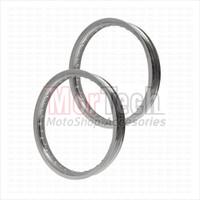 Velg Pelek Rim Ruji Jari Jari Rossi Type W Ring 17-215 36H Silver