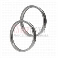 Velg Pelek Rim Ruji Jari Jari Rossi Type W Ring 17-185 36H Silver