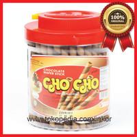 CHO CHO WAFER ROLL CHOCOLATE RASA COKELAT 500GR
