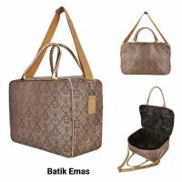 Tas Koper Baju Tas Travelbag Batik Fashion selempang Komplit Series