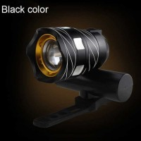 Lampu Sepeda LED Chargerable Zoomable Bicycle Headlight CREE XML-T6
